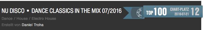 Beatport Top 100 // Chart-Platz 12
