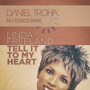 Linda Freehand // Tell It To My Heart // CD Cover Daniel Troha