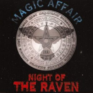 Magic Affair // Night Of The Raven // CD Cover Daniel Troha