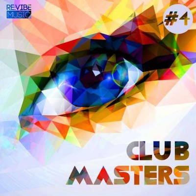Club Masters // This Is The Night // CD Cover Daniel Troha