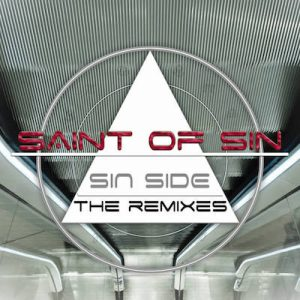 Saint Of Sin // Sensuality // CD Cover Daniel Troha
