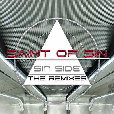Saint Of Sin // Sensuality // CD Cover Daniel Troha