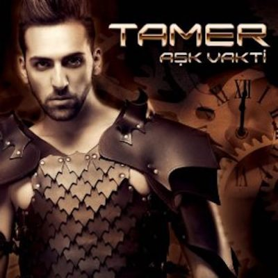 Tamer // Ask Vakti-EP // CD Cover Daniel Troha