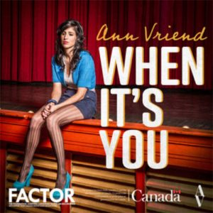 Anne Vriend-When It´s You (Daniel Troha RMX)