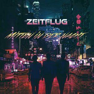 Mitten In Der Nacht-Die Neue Single Von Zeitflug
