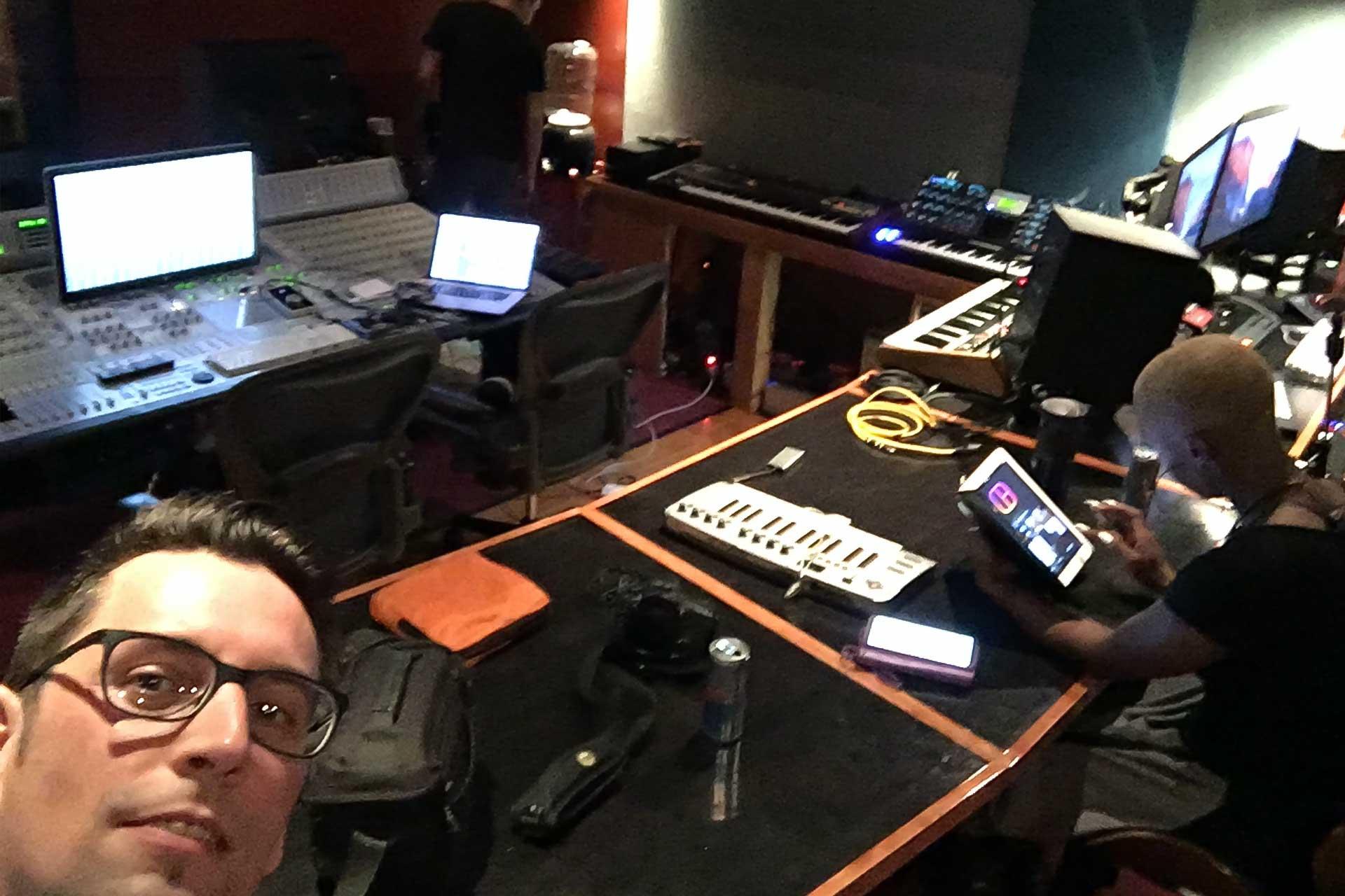 """Songwriting im """"Revival Studio"""" Los Angeles - Album Aufnahmen"""